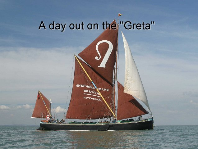 On The Greta.